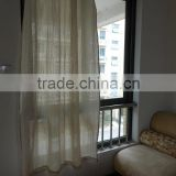 bamboo stripe window curtain