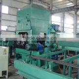 China JY80A frame structure two rollers vertical straightening machine for round steel bar