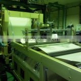 PP + starch composit sheet plate equipment