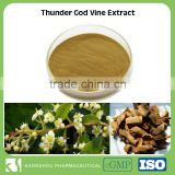 Hot sell High quality Thunder god vine root extract triptolide