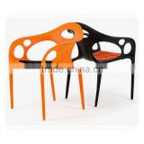 Amazing Design Outdoor Furniture PP Supernatural Garden chair/ Pro Garden Plastic Chair