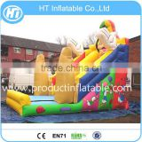Inflatable Slides For Amusement Park ,Inflatable Dry Slide,Outdoor Slide For Kids