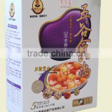 paper carton box for Cereals&Whole grains&Sandwich biscuit, biscuit/cracker paper box