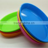 New Products 2016 Silicone Rattan Charger Plates