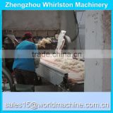 500kg SHEEP WOOL cleaning equipment for RAW WOOL, SCOURED WOOL, TANNERY WOOL, WASHED WOOL, WOOL WASTE, CARPET WOOL