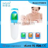Bluetooth thermometer HTD8818 Touchless forehead infrared theremometer 50 times memories