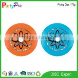 Holand Market 2015 New Product BSCI toy factory many sizes soft PE Plastic frisbee cn-flying Golf Disc