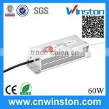 LPV-60-12 60W 12V 5A designer hot selling 12 24 48v input 5v 12v 24v output dc dc power supply