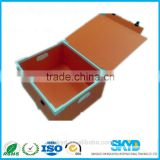 anti-electrostatic pp corrugated plastic box of Japan Electrical conductivity
