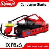 Diesel& gasoline car battery booster pack car jump starter with LCD and Laptop charging                                                                         Quality Choice