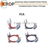 High Strength Billet Aluminum Clamp & Fasten Clamp