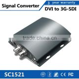 SC1521 DVI Video Signal Converter Convert 3G-SDI Video Signal With Embedded Analog Stereo Audio