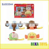 baby toy new products/ novel animal soft cloth book child book