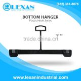 "1102 - 12"" Plastic Grip On Bottom Hanger for Bottoms, Pants, Skirts, Shorts (Philippines)"
