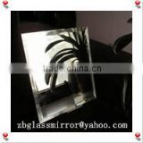 chian price mirror glass wholesale of shandong supplier of aluminium mirror glass sheet