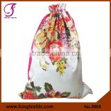 FUNG 3005 Silky Satin Wedding Drawstring Gift Bag