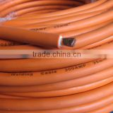 IEC standard 25 sq mm rubber cable flexible welding machine cable multicore flexible cables