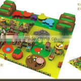 soft indoor play equipment happy bird series game ground children play area