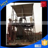 Steel iron biomass gasifier 2016 plant supply coal gasifier stove