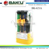 6 Pieces high quality electronic screwdriver set tools set (BK-621A/B/C )