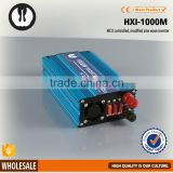 square wave 1000w dc intelligent fan intelligent dc/ac power inverter technology transfer with MCU technology