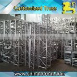 Spigot Lighting Perfomance Truss Aluminum Square Truss 450*450mm