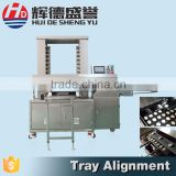 Attractive design breakfast tray / stainless steel serving tray /food serving tray arrange machine