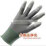 BSSAFETY polyester noloy ESD anti static working glove