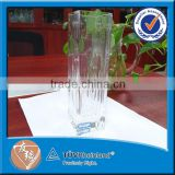 Wholesale Square Custom 40Cl Crystal Glass Vase