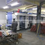2000mm wide format rotogravure printing machine for PVC wallpaper