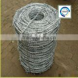 Factory Wholesale Price Galvanized Standared Barbed Wire