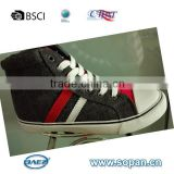 canvas vulcanized shoes with new fashion design