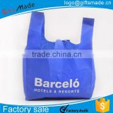 promotional laminated reusable shopping tote non woven bags