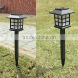 LED Solar Power Garden Light / Outdoor Landscape Stake Lamps / Waterproof LED Solar Garden Light
