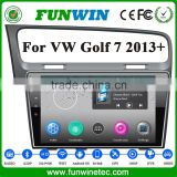 3W WiFi Phone OBDII touch screen car dvd GPS For VW GOLF 7 with Android 4.4.2 1.6GHZz MCU 4 core support all APP