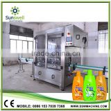 Full Certificates Automatic wash liquid shampoo Bottling Machine Of detergent /oil /Portable shampoo Filling Machine