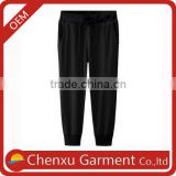 top quality man sports black pants trousers male golf casual men trousers clothing summer wholesale jogger pants