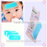 fever cooling patch,cold fever treatment,disposable hydrogel fever cooling patch