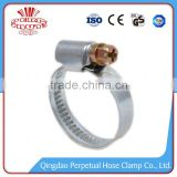 Low price germany type gas safety hose clamps