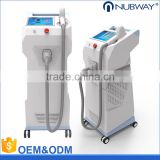 High quality best diode laser machine, laser diode hair removal equipment /Painless face and body quick hair removal loss 808