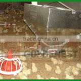 Goldenest poultry control shed farm equipments pan feeding system JCJ01-OF01