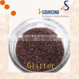 Solvent Resistance High quality Eyeshadow Glitter many colors available
