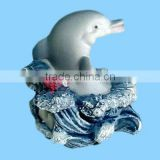 Resin Dolphin Kids Animal Shaped Pencil Sharpener