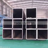 ASTM A500 welded hot dip galvanized square and rectangular tube/galvanized quare and rectangular steel tube/STEEL PIPE