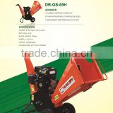 6.5HP mini family Manufacturer factory direct diesel wood chipper shredder/wood chipper machine/wood chipping machine