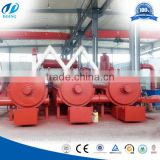 Company product new tech continuous tyre pyrolysis reactor /pyrolysis plant