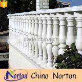hand carved stone balustrade and handrail Norton factory sale NTMF-MB006Y