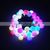 Hot sale clear C7/C9/G40/G27 Christmas internal control LED string light