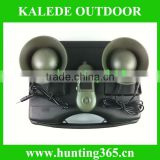 CP-391 Bird caller with 2*50W Speakers for 150Db,with Timer ON/OFF,Original Factory,Good Quality,Best Price.