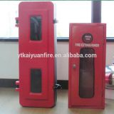 Good quality 9-12kg plastic fire extinguisher cabinet